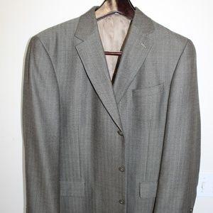 Geoffrey Beene Men's Blazer 44L